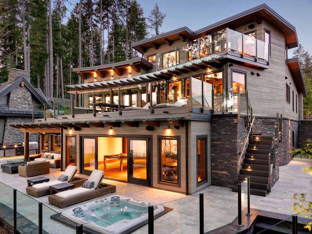 Care Awards Of Vancouver Island 2015 New Homes