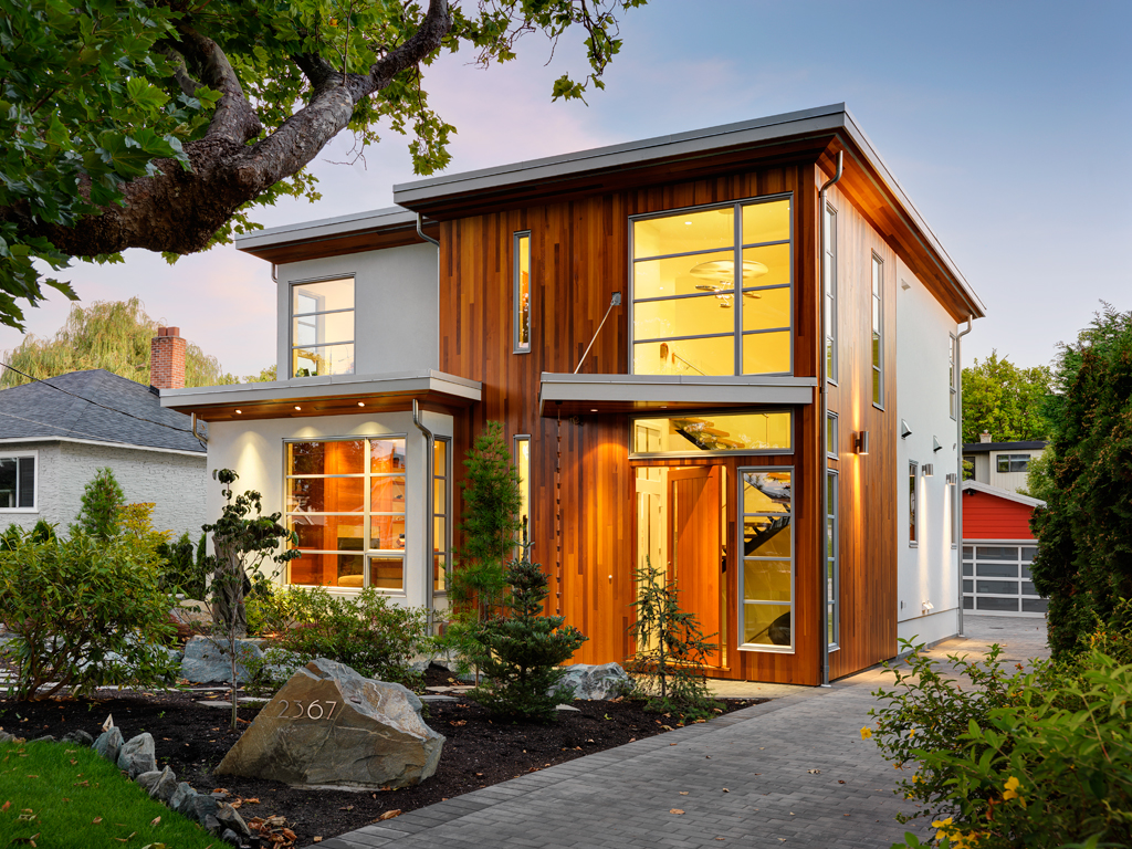 Care awards of vancouver island 2015 new homes for Award winning house plans 2015