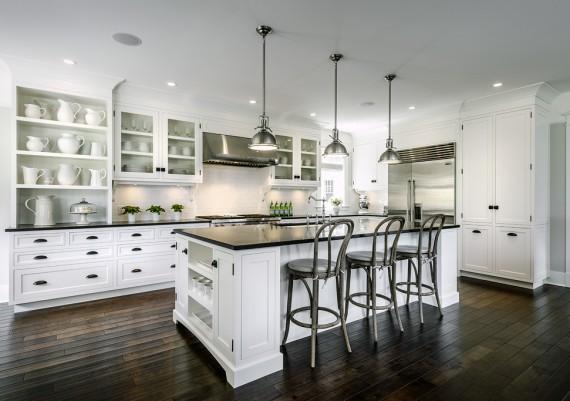 Gold - Jason Good Custom Cabinets - The Hamptons