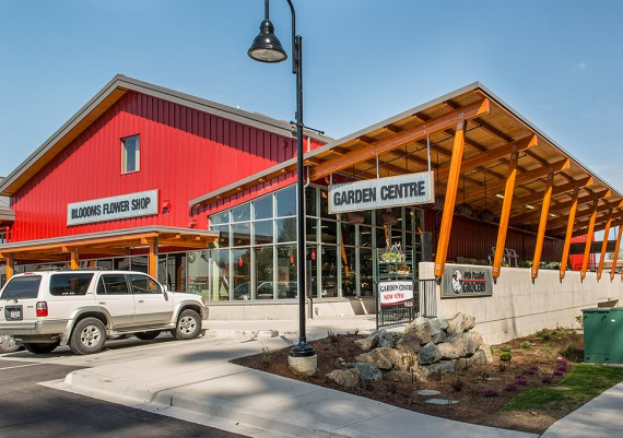 Gold - Metropolitan Capital Partners - Chemainus Village Square