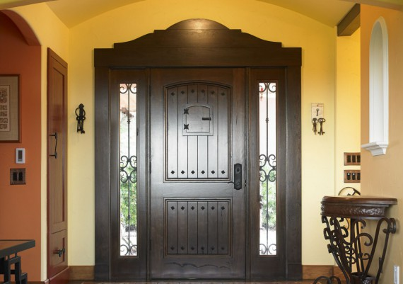 Gold - The Sky Is The Limit Design and Hobson Woodworks Inc. - La Haciendita