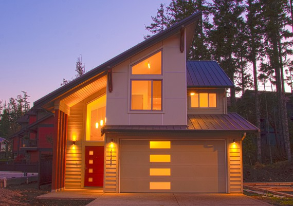 West Coast Contemporary Homes - Parkside @ Royal Bay Lot 42