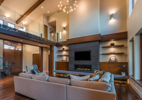 Silver - TS Williams Construction Ltd. and The Interior Design Group - The Horizon