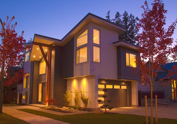West Coast Contemporary Homes - Parkside @ Royal Bay Lot 44