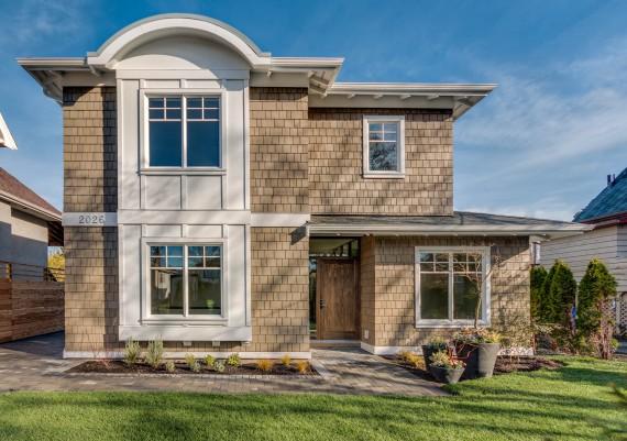 Silver - ARYZE Developments - Swan House, Oak Bay