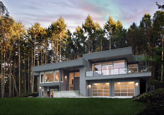 Silver - GT Mann Contracting Ltd. - Modern Tranquility