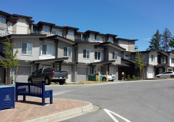 Silver - Verity Construction Ltd. - Grob Court Townhomes at Westhills