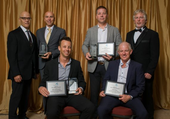 Winners - Città Group, Limona Group and Verity Construction