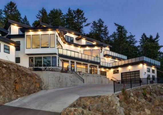 Silver - Gary Sandhu Developments Ltd. - Mount Douglas
