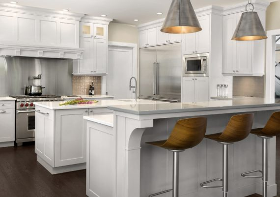 Silver - Jenny Martin Design, Ken Murray Developments and South Shore Cabinetry - Muse