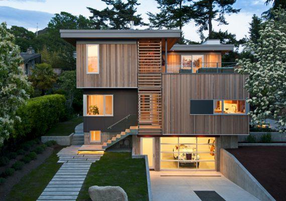Silver - NZ Builders Ltd. - Gonzales Modern
