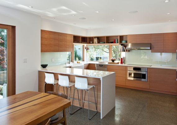 Silver - NZ Builders and Splinters Millworks Inc. - Gonzales Modern