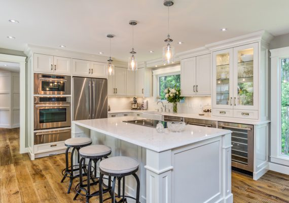 Silver - South Shore Cabinetry and GT Mann Contracting - Owlwood - after