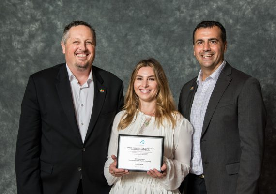 Award for Excellence in Affordable Housing - BC Housing