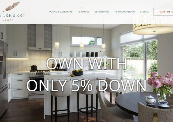 Gold-Eaglehurst-Homes-Citta-Group-Eaglehurst-website