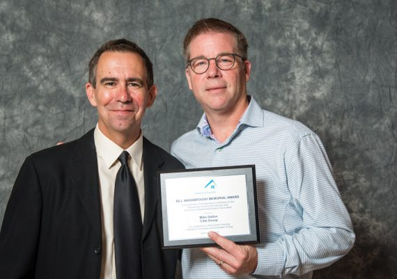 Winner: Mike Dalton, Citta Group