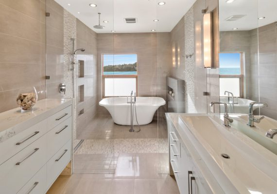 Gold - GT Mann Contracting Ltd. and Spaciz Design Studio - Beach Drive
