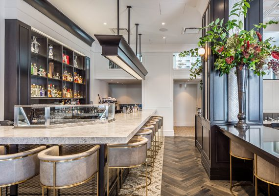 Silver - Flashhouse Built Design Inc. and Hobson Woodworks Inc. - The Courtney Room