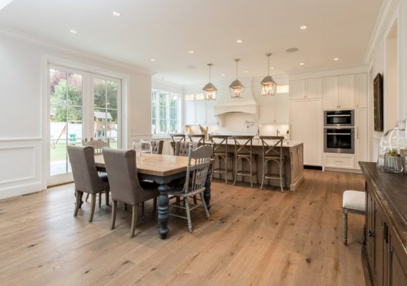 Silver - GT Mann Contracting Ltd., Mari Kushino Design and Thomas Philips Woodworking - Norfolk