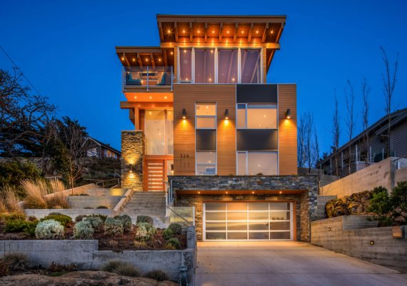Silver - GT Mann Contracting Ltd. and Spaciz Design Studio - Beach Drive