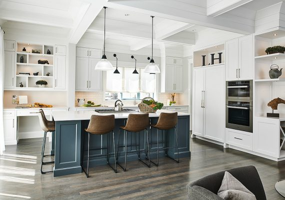 Silver - Jenny Martin Design and Jason Good Custom Cabinets Inc. - Aberdeen Grove - after