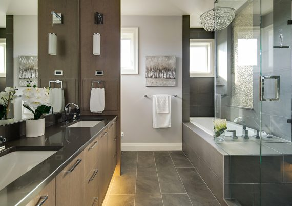 Silver - Seba Construction, Jenny Martin Design and Thomas Philips Woodworking - Grey Haven