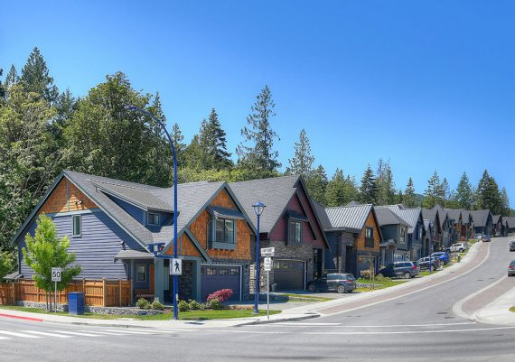Westhills Land Corp., Victoria Design Group Ltd. and Verity Construction - Phase 5 & 6 Executive Class Homes