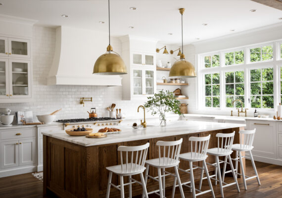 Gold - M. Knight Construction, Thomas Philips Woodworking and Jenny Martin Design - Maison de Lee