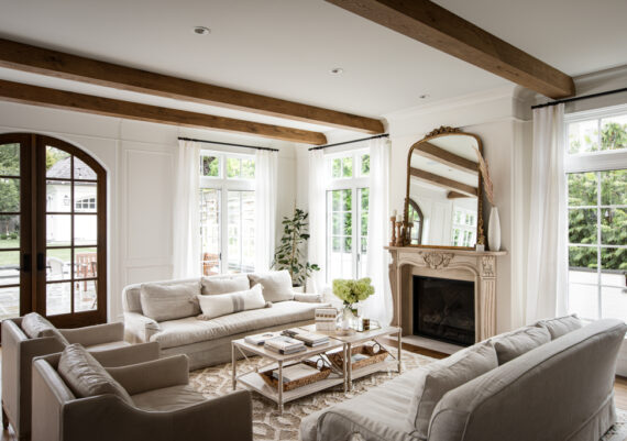 Gold - M. Knight Construction, Zebra Group and Jenny Martin Design - Maison de Lee