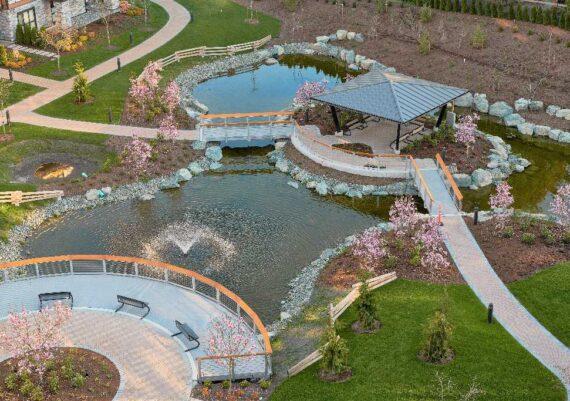 Gold - Mike Geric Construction - Travino Gardens