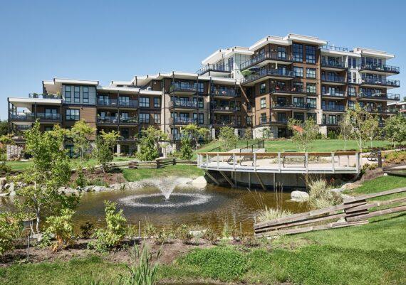 Silver - Mike Geric Construction - Travino Gardens
