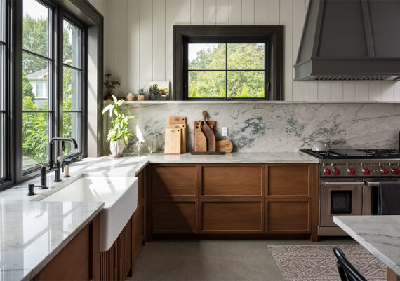 Silver - Philco Construction and AP Woodworks - The Gables